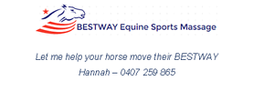 BESTWAY Equine Sports Therapy Capital Hill South Canberra Preview