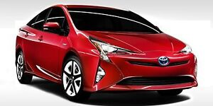 2017 Toyota Prius TOURING with 3M Rockguard Protection