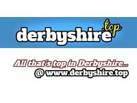 Become a web publisher @ Derbyshire.top
