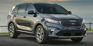 2019 Kia Sorento SX V6; AWD, LEATHER, PANO ROOF, NAV, PUSH START
