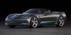2019 CHEVROLET CORVETTE STINGRAY CONVERTIBLE 2LT (2LT)