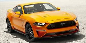 2018 Ford Mustang Coupe Ecoboost Premium
