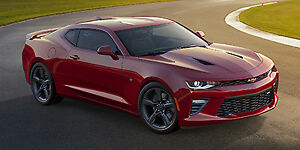 2018 Chevrolet Camaro 2SS Coupe- A/T- S/R- Perf Exhaust- Mag Rid