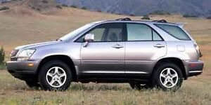 1999 to 2003 Lexus RX300 wanted