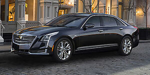 2018 Cadillac CT6 Sedan AWD