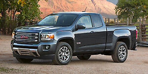 2018 GMC Canyon Extended Cab 4WD