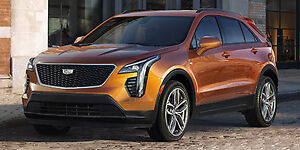 2019 Cadillac XT4 Luxury THIS VEHICLE IS IN TRANSIT TO US FRO...