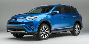 2018 Toyota RAV4 Hybrid AWD SE  - $256.64 B/W
