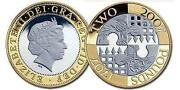 Tercentenary Two Pound Coin