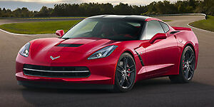 2019 Chevrolet Corvette 1LT Coupe- A/T- Perf Exhaust- R/Camera