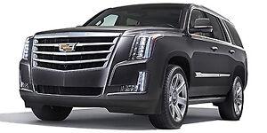 2019 Cadillac ESCALADE ESV LUXURY 4WD (1SB)