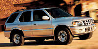 1998-2004 ISUZU RODEO OEM & Aftermarket PARTS Blowout Sale!