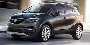 2018 Buick Encore Privilgi