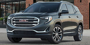 2019 GMC Terrain SLE AWD 4 DOOR