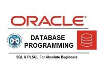 Free (funded by SAAS) SQL & PLSQL Database Design and Programming Course in Glasgow