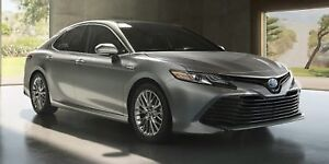 2018 Toyota Camry CAMRY HYBRIDE LE
