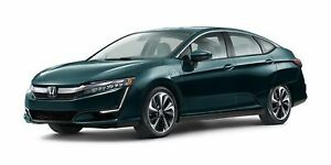 2018 Honda CLARITY PLUGIN