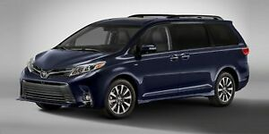 2018 Toyota Sienna Technology Package  - $367.69 B/W
