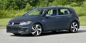 2018 Volkswagen Golf GTI Base w/6sp DSG & Driver Assistance Pack