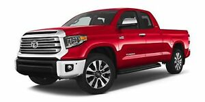 2018 Toyota Tundra TRD OFFROAD 4X4 DOUBLECAB