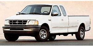 *Southern-Belle* 1997 Ford F-150 SuperCrew Pickup Truck