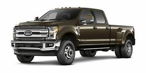 2017 Ford F-350 Platinum 4x4 SD Crew Cab 8 ft. box 176 in. WB DR