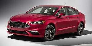 2017 Ford Fusion PLATINE
