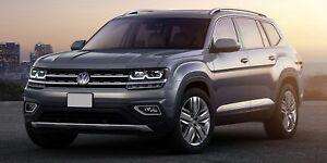 2018 Volkswagen Atlas HIGHLINE 3.6L V6 4MOTION