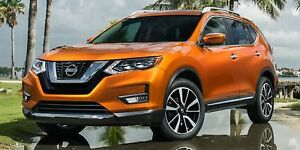 2018 Nissan Rogue SV 4dr All-wheel Drive, Moonroof + Technology