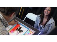 CARICATURIST digital caricature creative entertainment for your EVENT