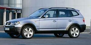 Wanted - BMW X3 fixer upper/mechanics special (or X5)