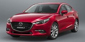 2018 Mazda Mazda3 GRNDTR