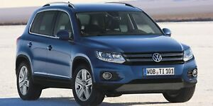 2017 Volkswagen Tiguan HIGHLINE | LEATHER | NAV | SUNROOF