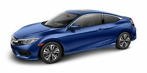 2018 Honda CIVIC COUPE 2D L4 EX-T 6MT
