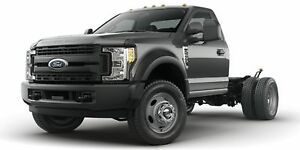 2017 Ford F-450 DRW Super Duty XLT