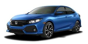 2018 Honda Civic Hatchback SPORT HS