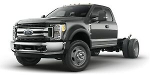 "2017 Ford F450 4x4 - Chassis Supercab XLT - 192"" WB"