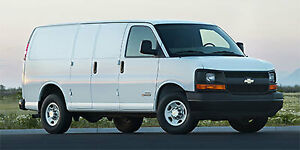 2017 Chevrolet Express Base