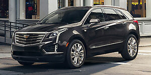 2019 Cadillac XT5 TRACTION INTÉGRALE LUXURY