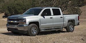 2018 Chevrolet Silverado 1500 camion de travail