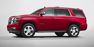 2018 Chevrolet Tahoe Special Service Vehicle