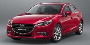 2018 Mazda MAZDA 3 GT-SKY