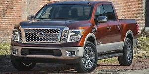 2018 Nissan Titan Midnight Edition 4x4 Crew Cab 5.6 ft. box 139.