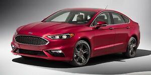 2017 Ford Fusion TITANIUM, 300A, 2.0L, AWD, SYNC3, NAV, REAR CAM