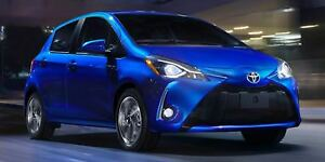 2018 Toyota Yaris Hatchback LE 5 DR CONVENIENCE PACKAGE