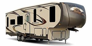 2012 3710 BH Blue Ridge Fifth Wheel