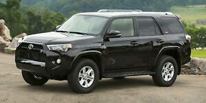 2018 Toyota 4Runner Limited Package 7-Passenger  - $396.97 B/W