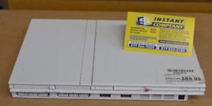 k038133 Console playstation 2 slim blanche avec manette INSTANTCOMPTANT