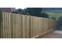 supply only featheredge complete package