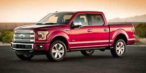 2017 Ford F-150 King Ranch 4x4 SuperCrew Cab Styleside 5.5 ft. b